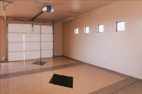 dave's done right painting albuquerque epoxy coatings