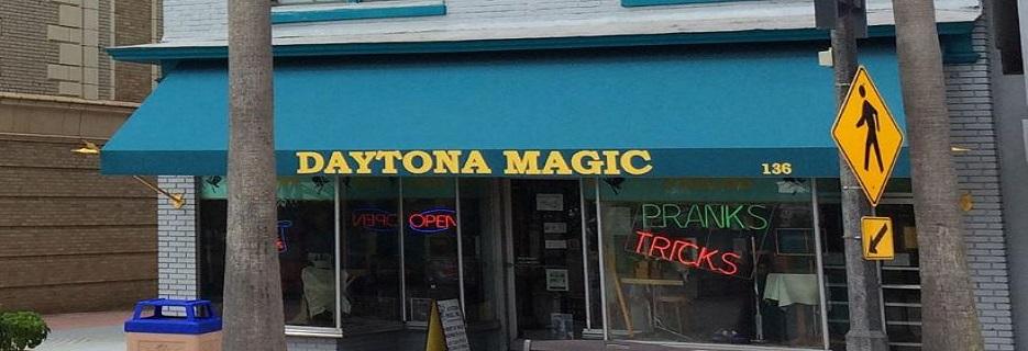 Daytona Magic, Inc. banner Daytona Beach, FL