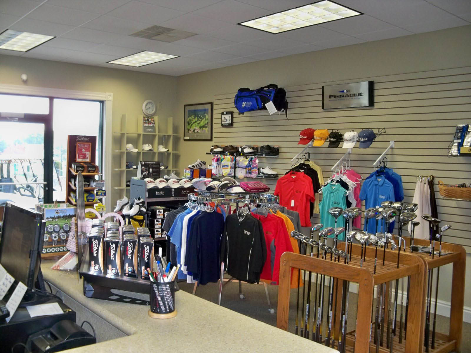 Golf course, pro shop near Clearfield, PA
