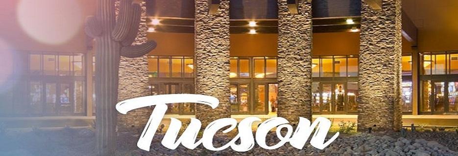 Desert Diamond Casino banner Tucson, AZ