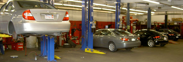 Choose Direct Tire & Auto Service in Norwood for car care, auto repair and new tires