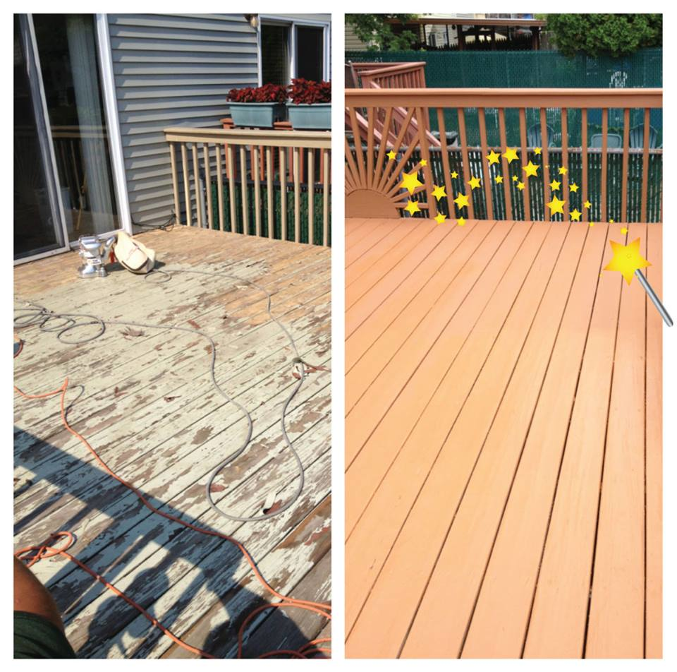 deck repairs in New Jersey, Delaware & Philadelphia, PA