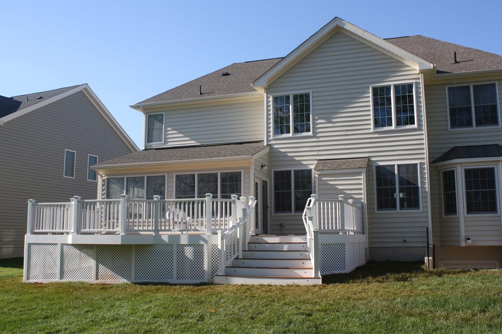 decks windows gutters porches roofing siding
