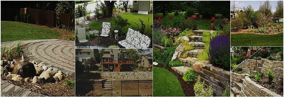 Dee-Sign Landscaping & Garden Shop in Omaha, NE  banner