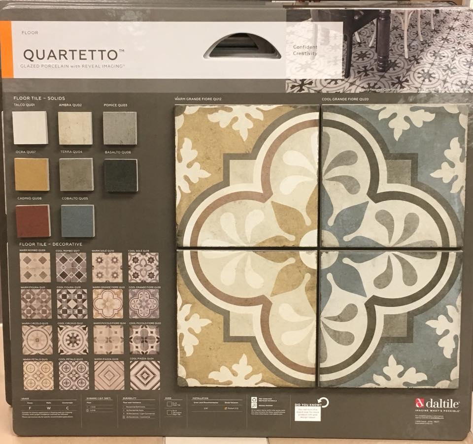 floor tile samples; colorful floors; ceramic tile
