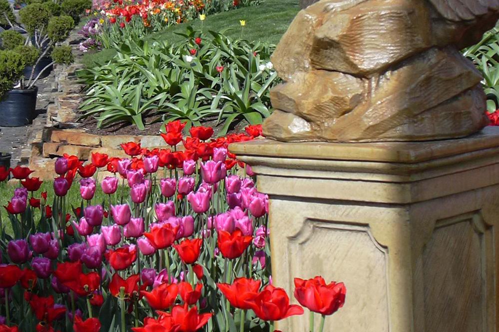 Oakland Nurseries Delaware Garden Center garden decor.