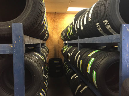 Quality Delco tires for less at Delco Tire & Automotive Service in Encino, CA