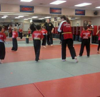 youth karate classes; martial arts for teens