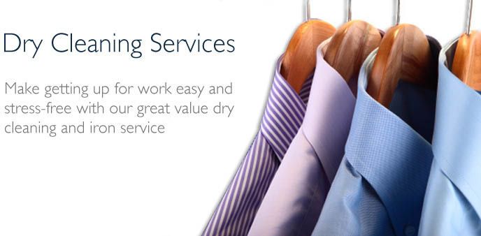Dry cleaners and laundry services in Marietta, GA