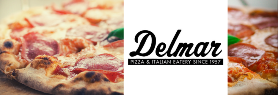 delmar pizza, italian food, brooklyn,ny