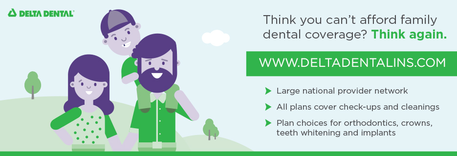 Delta Dental Insurance Banner