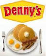 Denny's famous breakfast made to order.