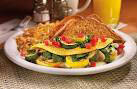 Denny's is well- known for our delicious breakfast omelets