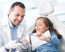Family friendly dentist treats kids well in Noblesville