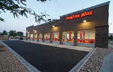 Brakes Plus auto repair shop storefront