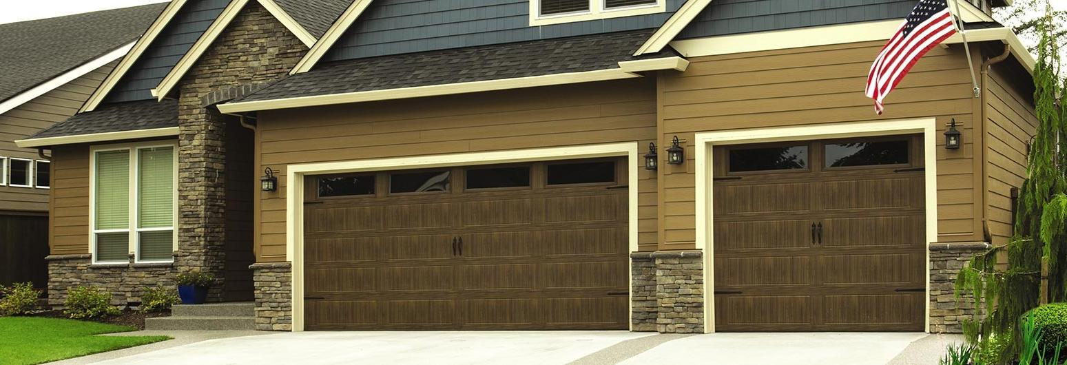 Discount Garage Doors Inc in Tampa and Orlando, FL  banner