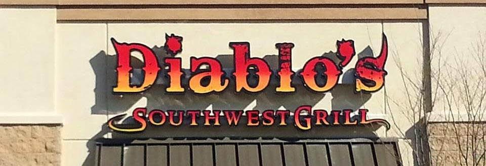 Diablo's Southwest Grill in Columbia, SC banner