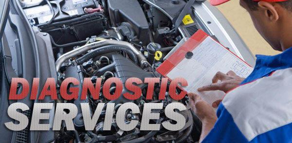ASE certified technicians provide check engine diagnostics