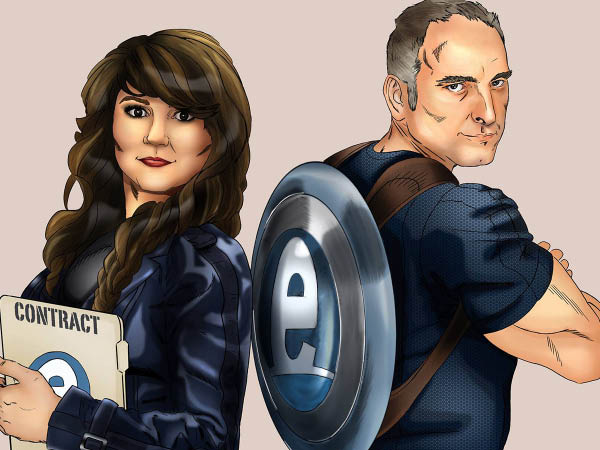 Anthony and Esther Diastello Agents of REAL