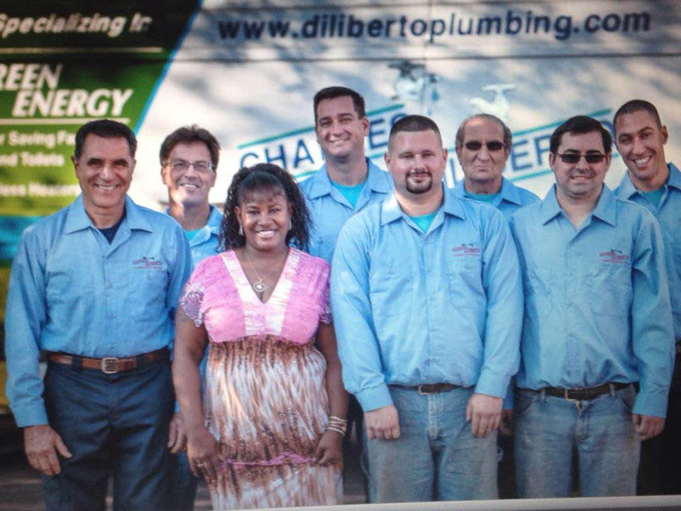 charles diliberto staff,plumbing,clogged sink,discount,