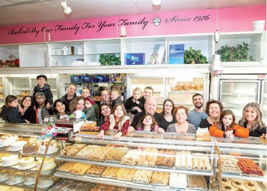cake pastry cookies pie bread  cannolis churros vegan bakery options