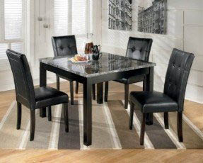 5 pc Dining Table sold at Furniture Village