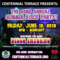 101.5 the river toledo centennial terrace disco party
