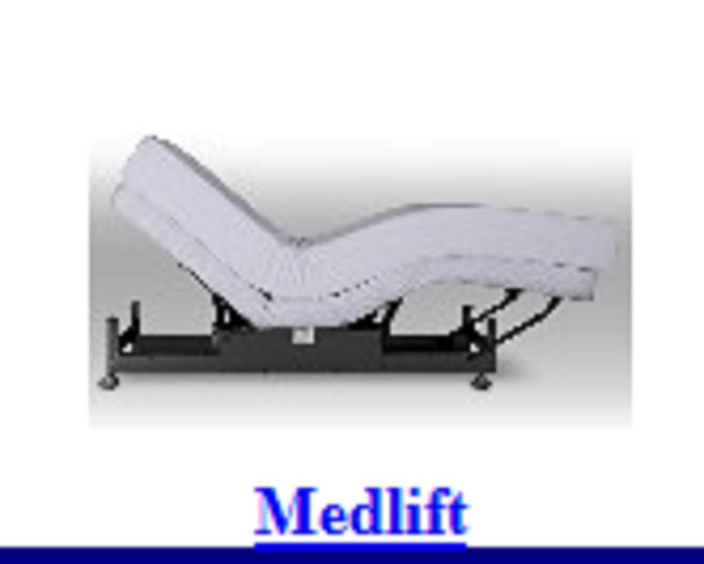 Picture of adjustable bed at Discovery my mobility in Macomb