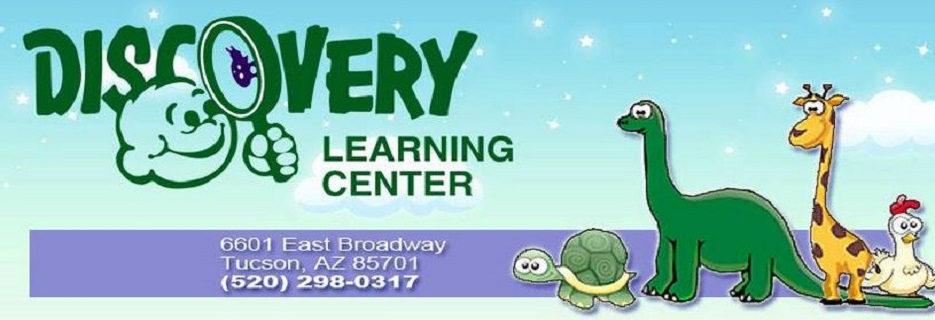 Discovery Learning Center in Tucson, AZ banner