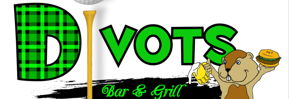 Divots Bar & Grill in Reading, PA banner