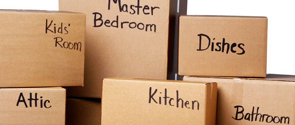 D & J Moving will pack your items for you in Hackettstown NJ