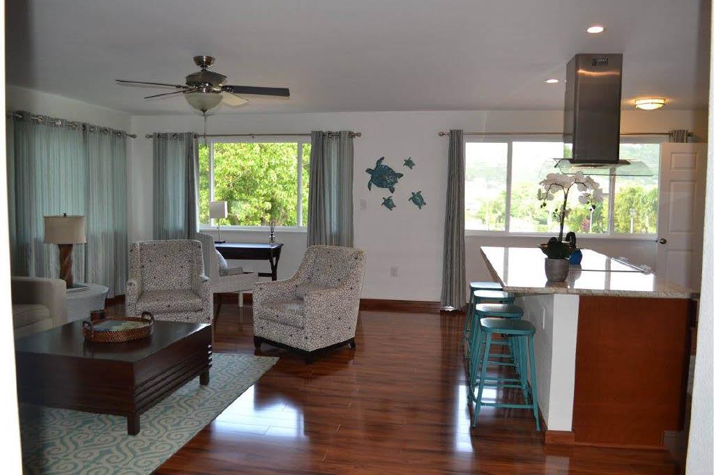 New hardwood floors, home improvement near Waipahu