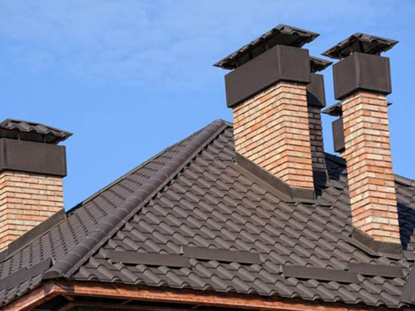 D.M. Thompson Chimney Repair new chimney
