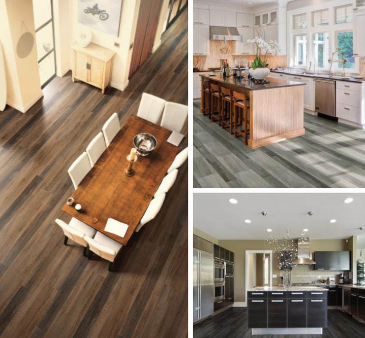 kitchens, flooring, laminate, hardwood
