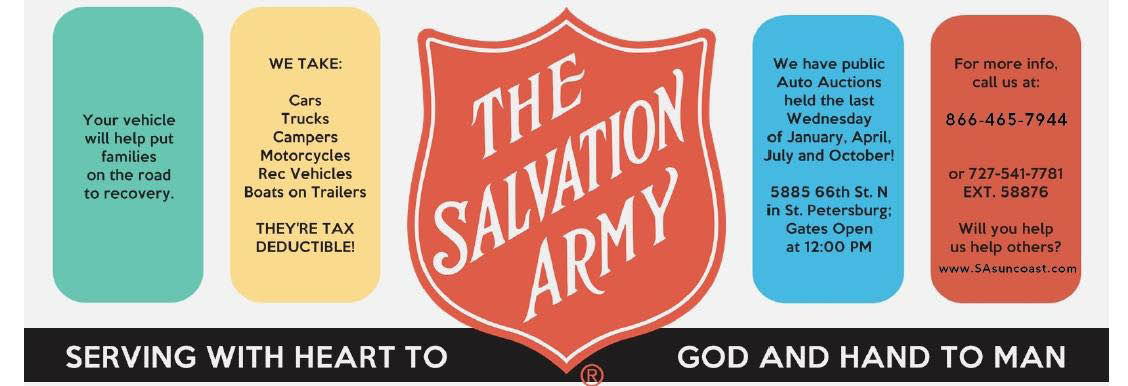The Salvation Army Salvation Army Thrift Store Coupons