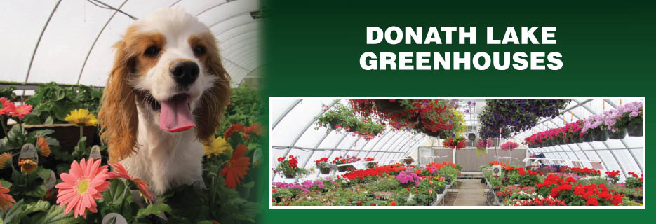 Donath Lake Greenhouse