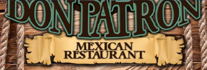 Don Patron Mexican Restaurant in Altoona, PA banner