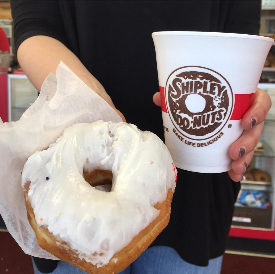 shipley donuts hoover, doughnuts, coffee