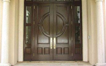 ARMORVUE WINDOWS & DOORS secure entry doors