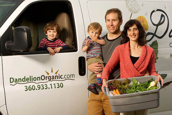 dandelion organic delivery fresh fruits vegetables to your home