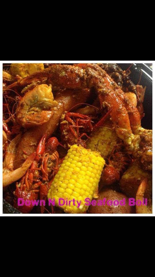 spicy mild albuquerque shrimp crawfish crab