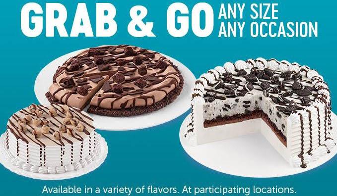ice cream cake coupons near me cake coupons near me