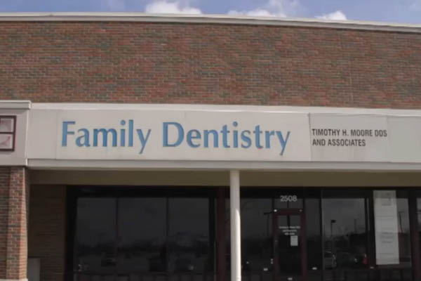 Dr Timothy H. Moore, DDS & Associates dental care professionals.