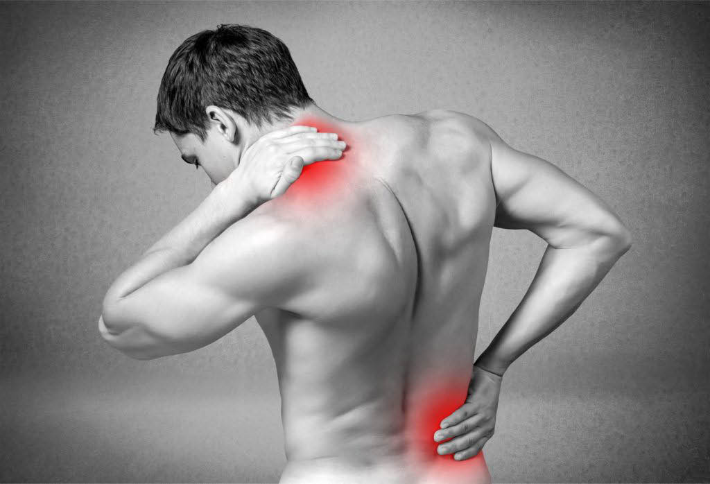 Neck and lower back pain relief discounts in Times Square