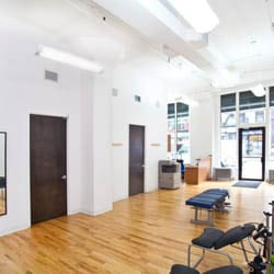 J. Cohen Chiropractic facility interior in New York, NY