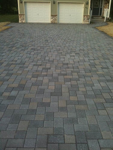 Ask us about the benefits of installing driveway pavers