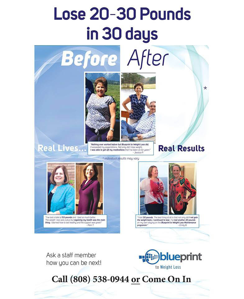 Lose 20-30 pounds in 30 days