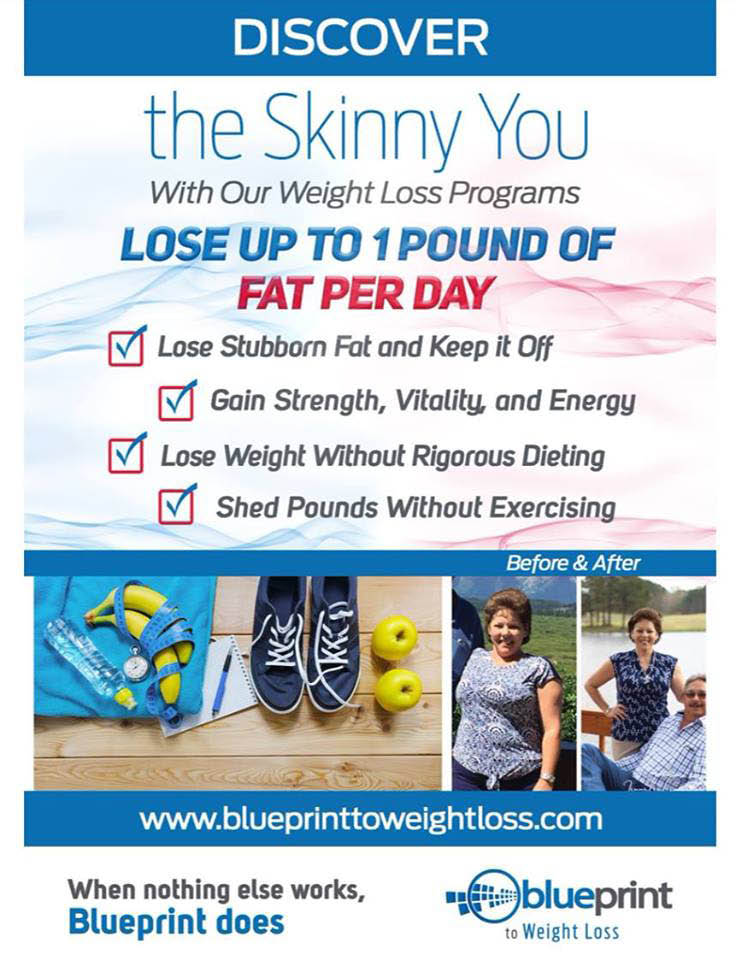 Lose up to 1 pound of fat per day