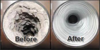 IAQ dryer vent Cleaning serves MD, DC, VA