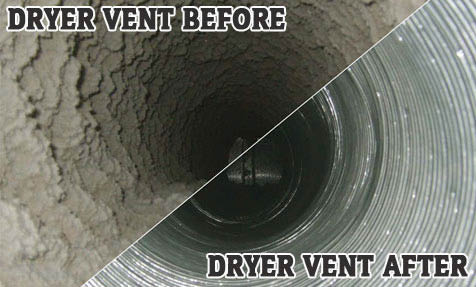 Dryer Vent Cleaning Package